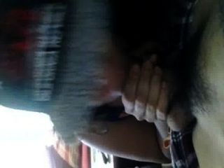 एक सेक्सी लैटिना से Blowjob एक फिट टोपी पहने हुए