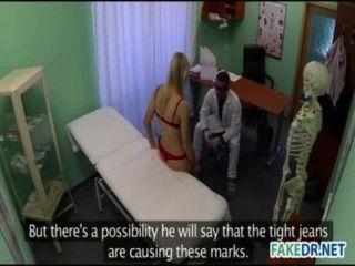 डॉक्टर अपने मरीज बकवास चाहता है