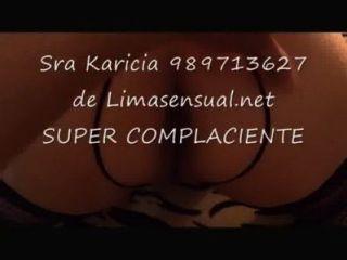 एसआरए karicia एन डी Perrito limasensual