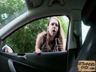 सवारी घर मरीना visconti.1 फंसे किशोरों की बेब बेकार है