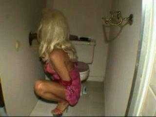 चमकदार pantyhose में किन्नर shavonna स्टार - बीबीसी