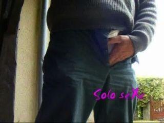 एन खूबसूरत culotte सूस सोम Pantalon 01