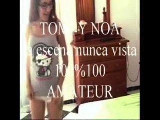 Pareja शौकिया grabando संयुक्त राष्ट्र वीडियो XXX en अश्लील Andaluz