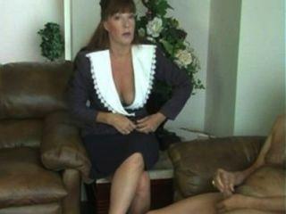 माँ Afton - अपने बेटे और आप के लिए निर्देश झटका बंद
