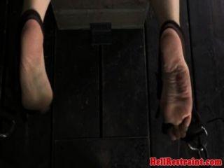इलेक्ट्रॉनिक दंडित उप मुश्किल spanked
