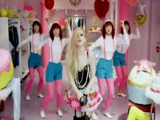 Avril Lavigne - हैलो किट्टी