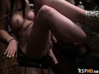 किशोर नंगा नाच Brittney Banxxx, Skye डेनियल, Tweety वेलेंटाइन 8 के लिए creampie
