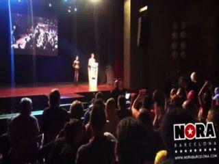 Premios Ninfa 2014 Mejor वेब व्यक्तिगत Y Mejor Medio de comunicaci