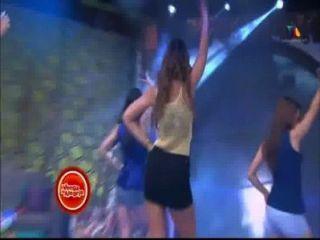 वैनेसा क्लाउडियो Bailando