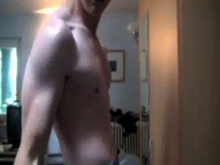 मेरी सेक्सी मांसपेशी ABS वीडियो 4