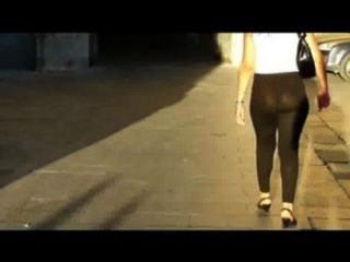 पारदर्शी legging