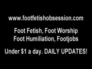 मेरी पूरी तरह से pedicures पैर की उंगलियों की पूजा