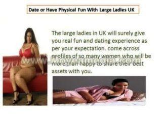 तिथि या बड़े महिलाओं ब्रिटेन के साथ शारीरिक मज़ा है