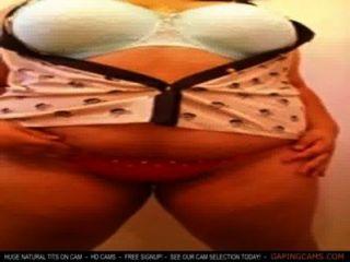 भारी स्तन के साथ युवा बीबीडब्ल्यू कैम पर खेलता है!सेक्सी स्तन सेक्सी स्तन