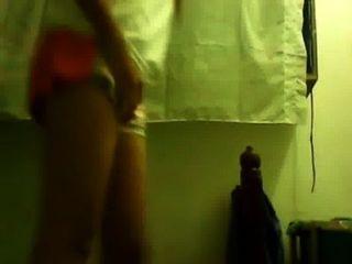 कैमरे पर शायना lampitoc पहली बार लूट शेक