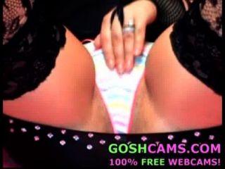 सेक्सी इंद्रधनुष पेटी जाँघिया और वेश्या संगठन के साथ किशोर पर बंद हुआ के 5 मिनट