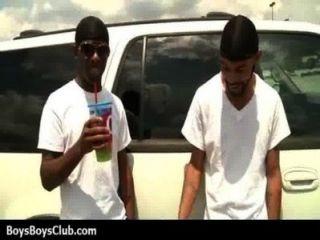 muscled काले समलैंगिक लड़कों सफेद twinks कट्टर अपमानित 04