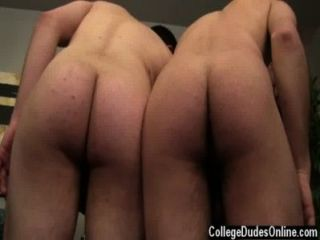 समलैंगिक बकवास वह उसे एक लंबा सा को प्रसन्न करने से पहले वे दोनों अधीर हो