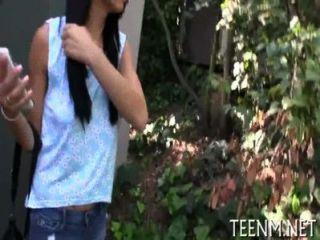 नमूना Beautys कानूनी उम्र किशोर मिया हर्ले की तंग जानेमन बर्तन
