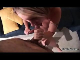 Pov कट्टर और चेहरे के साथ मेरी जर्मन पूर्व प्रेमिका के साथ privat homevideo