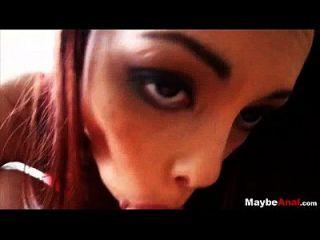 मियामी वेश्या गधा एमिली बेंजामिन में डिक की कोशिश करता है 1 3