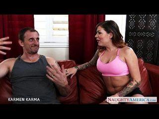सेक्सी श्यामला कमबख्त कमबख्त