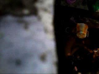 नग्न विवाहित ओडिशा लड़की धोने के लिए यूटेंटिल्स। अच्छा स्तन शो