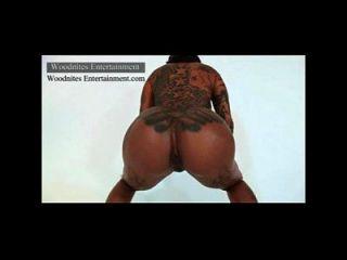 गुप्त पैसे twerking नग्न