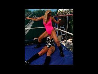 नई महिला कुश्ती और मिश्रित कुश्ती वीडियो रिलीज मात्रा 6