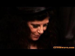 सीएफएनएम महिलाओं के जादूगर ने एचजे शो दिखाया