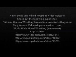 नई महिला कुश्ती और मिश्रित कुश्ती वीडियो रिलीज वॉल्यूम 7