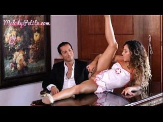 चाचा के साथ sexfermera con el tio / सेक्सी नर्स