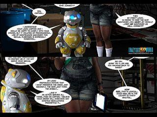 3 डी कॉमिक: युद्धभोगी उद्धार एपिसोड 1 2