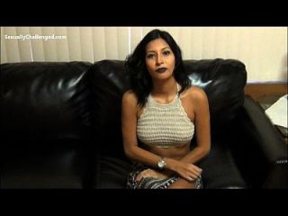 जेड जेंटजन यौन चुनौती पीवी