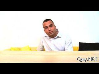 समलैंगिक चाप के लिए स्नेही मौखिक नौकरी