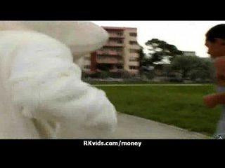 सेक्सी जंगली लड़की 11 बकवास करने के लिए भुगतान किया जाता है