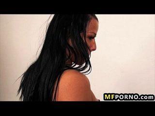मॉडल ऑडिशन किशोरों की बकवास समांथा जॉन्सन 03