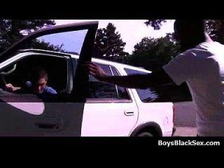 काले समलैंगिक लड़कों बकवास सफेद युवा दोस्तों कट्टर 10