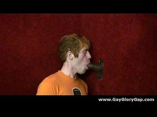 समलैंगिक कट्टर gloryhole सेक्स अश्लील और गंदा समलैंगिक handjobs 25