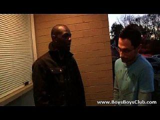 लड़के पर अश्वेतों अंतरजातीय कट्टर समलैंगिक मूवी 24