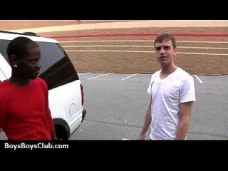 लड़के पर अश्वेतों कट्टर समलैंगिक कार्रवाई 08
