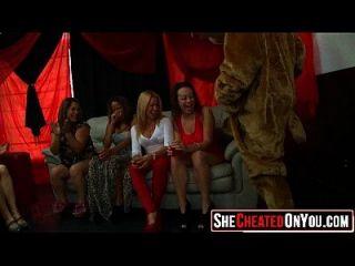 09 सीएफएनएम पार्टी 07 में क्लब में सेक्स