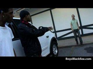 काले समलैंगिक लड़कों पर समलैंगिक समलैंगिक अंतरजातीय कट्टर कार्रवाई 22