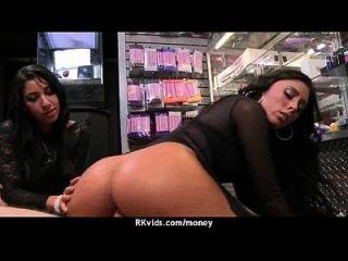 नकद के लिए सेक्स के साथ बदनाम 4