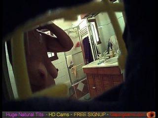 छिपे हुए कैमरे परिपक्व स्तन tits पर gapingcams.com