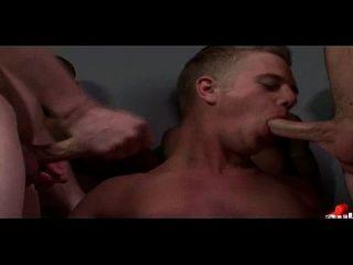 युवा लोग गर्म सह bukkake लड़कों के भार में कवर हो 28