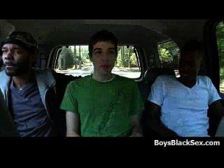 काले समलैंगिक लड़कों बकवास सफेद युवा दोस्तों कट्टर 08