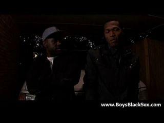 सेक्सी काले समलैंगिक लड़कों बकवास सफेद युवा दोस्तों कट्टर 20