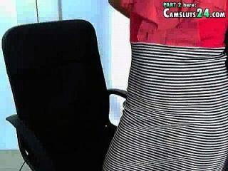 सेक्सी कैम में सरल गहने मुफ्त में अच्छा कर रहे हैं मोजा वी के साथ का पर्दाफाश