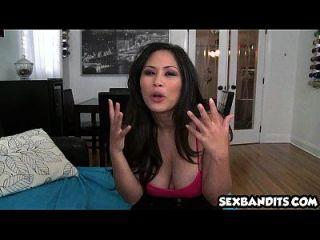 जेसिका बैंकाक सही blowjob और बकवास 10